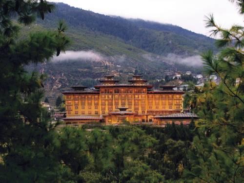 Taj Tashi Bhutan Cover Picture