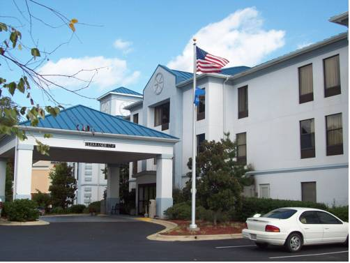 Holiday Inn Express Hotel & Suites Asheboro Cover Picture