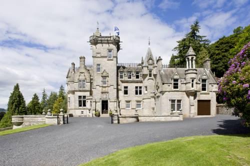 Kinnettles Castle Cover Picture