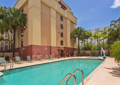 Hampton Inn Miami/Dadeland Cover Picture