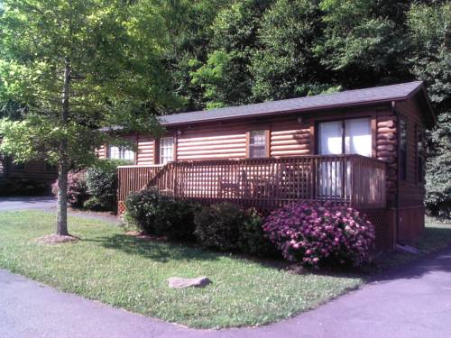 Riverside Log Cabins Cover Picture