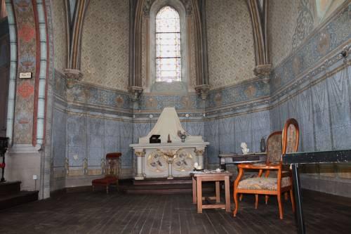 Chapelle des Ursulines Cover Picture