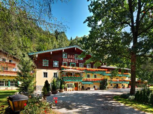 Pension Heilbad Burgwies Cover Picture