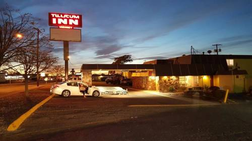 Tillicum Inn Cover Picture
