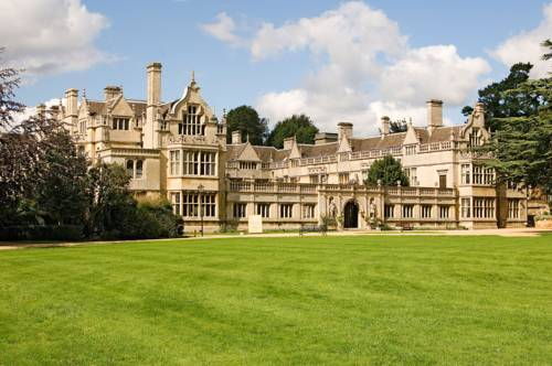 Rushton Hall Hotel and Spa Cover Picture