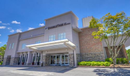 DoubleTree by Hilton Hotel Raleigh - Brownstone - University Cover Picture