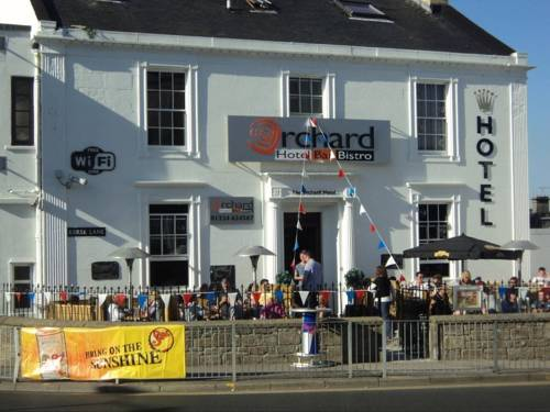 The Orchard Hotel Cover Picture