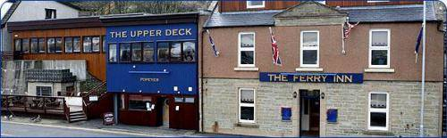The Ferry Inn Cover Picture