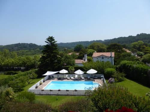 Maison d'Hotes Villa Itsas Mendi Cover Picture