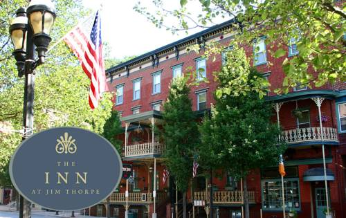 The Inn at Jim Thorpe Cover Picture
