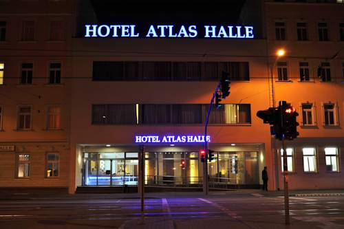 Hotel Atlas Halle Cover Picture