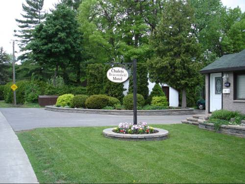 Chalet Beaconsfield Motel Cover Picture