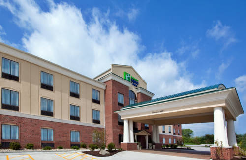 Holiday Inn Express Hotel & Suites Tipp City Cover Picture