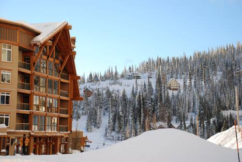 Schweitzer Mountain Resort White Pine Lodge Cover Picture