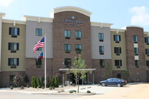 Candlewood Suites Bloomington Cover Picture