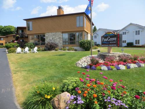 Pine Grove Resort Cover Picture
