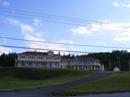 Hotel Motel Bon Accueil Cover Picture