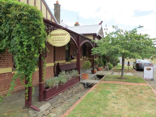 Rendez-Vous at the Old Eaglehawk Cover Picture