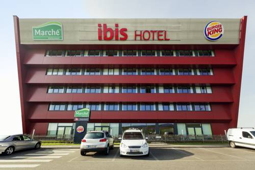 Ibis Vienna Airport Cover Picture
