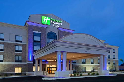 Holiday Inn Express & Suites Columbus/Edinburgh Cover Picture