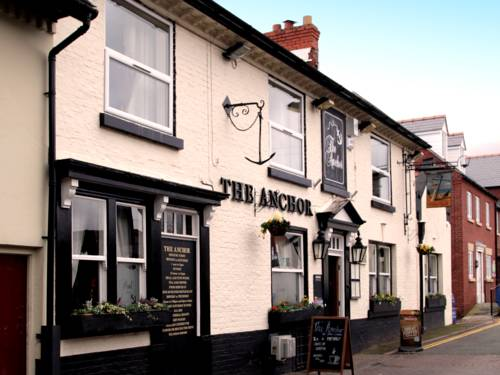 The Anchor Inn Cover Picture