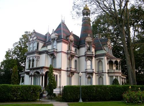 Batcheller Mansion Inn Cover Picture