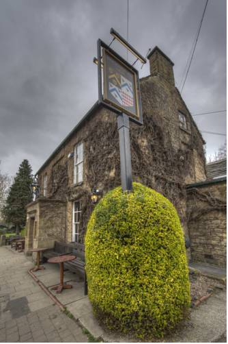 Rockingham Arms by Good Night Inns Cover Picture
