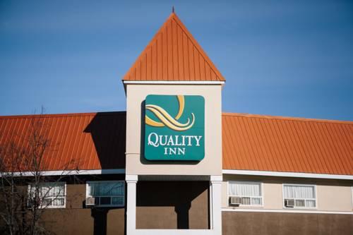 Quality Inn Whitecourt Cover Picture