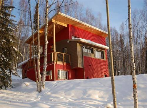 Fairbanks Red House Cover Picture