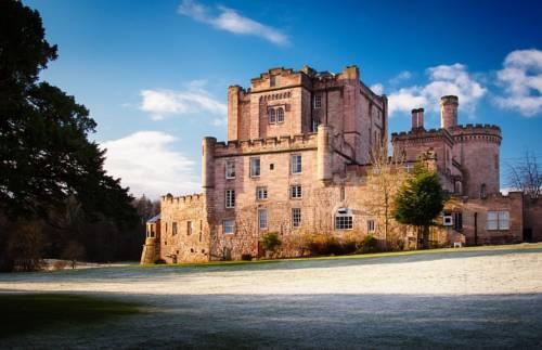Dalhousie Castle Hotel Cover Picture