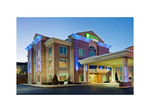 Holiday Inn Express Hotel & Suites London Cover Picture