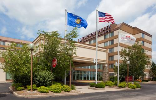 Crowne Plaza Hotel Madison Cover Picture