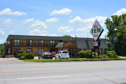 Big Ten Inn Cover Picture