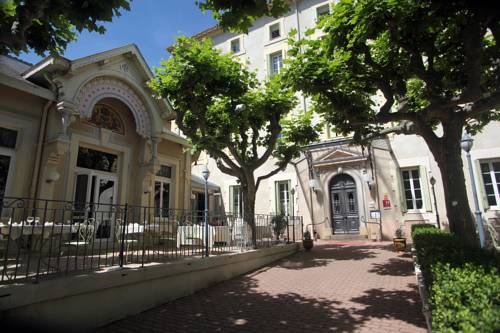Hotel des Thermes Cover Picture
