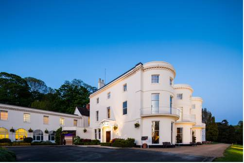 Mercure Gloucester Bowden Hall Hotel Cover Picture