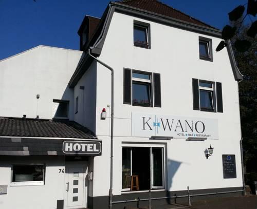 Hotel und Restaurant Kiwano Cover Picture
