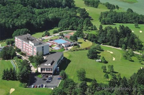 Hotel Lázně Kostelec Cover Picture