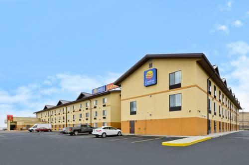 Comfort Inn Gateway to Glacier Cover Picture