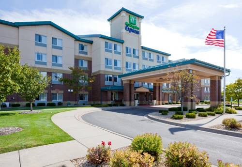 Holiday Inn Express Hotel & Suites-St. Paul Cover Picture