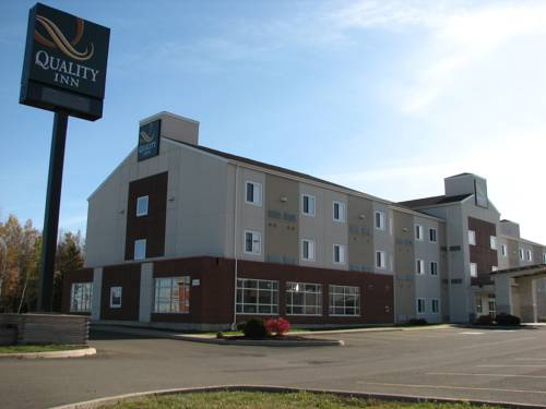 Quality Inn Moncton Cover Picture