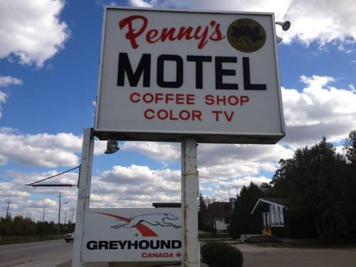 Penny's Motel Cover Picture