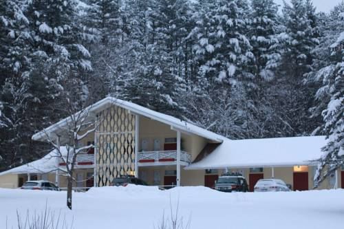 Snowdon Chalet Cover Picture