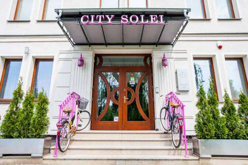 City Solei Boutique Hotel Cover Picture