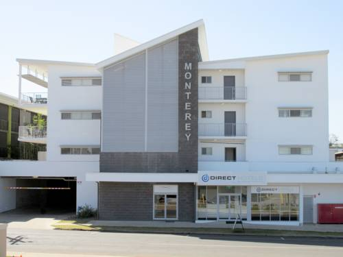 Direct Hotels - Monterey Moranbah Cover Picture