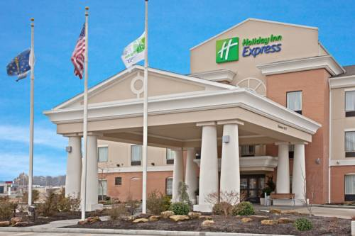 Holiday Inn Express Vincennes Cover Picture