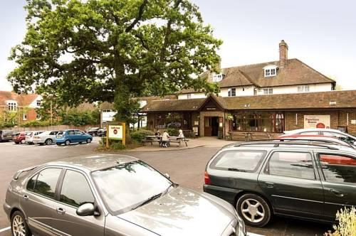 Premier Inn Gatwick Crawley Town - Goff's Park Cover Picture
