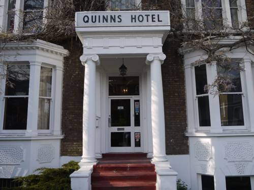 Quinns Hotel Cover Picture
