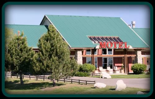 Elkhorn Mountain Inn Cover Picture