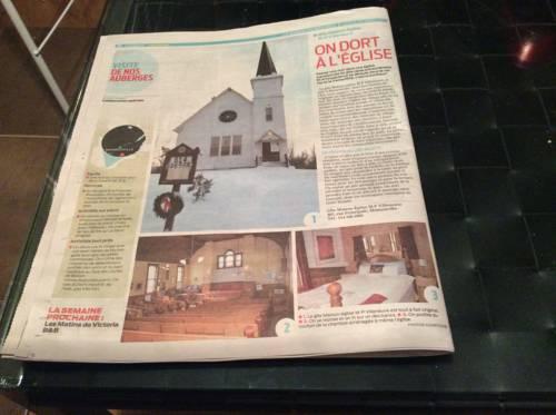 Maison-église M-P Villeneuve Cover Picture