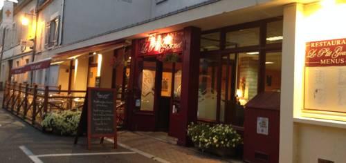 Hotel du Centre - Restaurant le P'tit Gourmet Cover Picture
